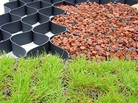 geosup befestigung von fl chen rund um haus und garten park und landschaft. Black Bedroom Furniture Sets. Home Design Ideas